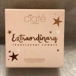 Ciate extraordinary setting powder